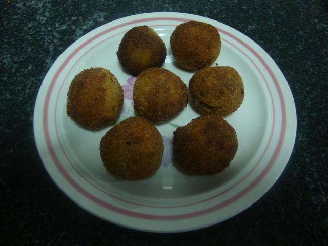 Sri Lankan Cutlets
