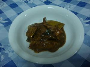 Sri Lankan Raw Mango curry