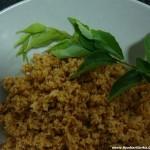 Pol Sambola (Spicy Coconut Chutney)