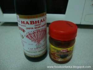 Sri Lankan Food Blog-Nasi Goreng recipe