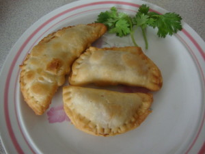 Sri Lankan Patties (Curry puff)