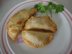 Sri Lankan Patties (Curry puff)