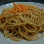 Easy to prepare Spaghetti