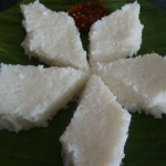 Sri Lankan Milk Rice (Kiribath)
