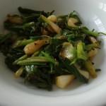 Sri Lankan style Spring Onion fry