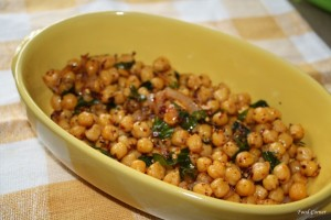 Sri Lankan Chickpea recipe