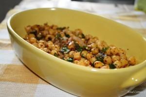 Sri Lankan Chickpea recipe
