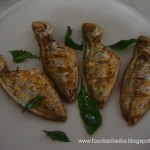 Deep Fried Small Fish