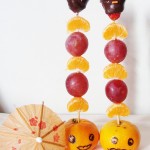 Halloween fun with Chocolate covered Strawberry Ghosts