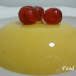 Mango & Milk Pudding : Easy Mango Dessert