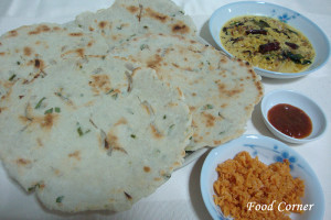 Sri Lankan Pol Roti (Coconut Roti/Sri Lankan Flat Bread)