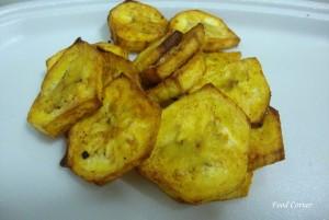 Ash Plantain Fry