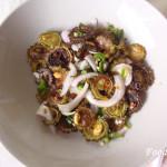 Bitter Gourd Salad (Kariwila Salad)
