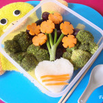 Bento Box with Onigiri