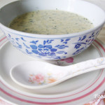 Onion & Parsley Soup