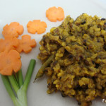 Split Mung Beans Curry/stew