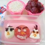 Bento #5 – Angry Birds
