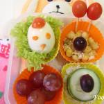 Bento #6- Birthday themed Bento