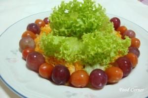 Sri Lankan Grated Carrot Salad