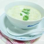 Creamy Spring Onion Soup