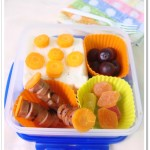 Bento # 8 – Orange Themed Quick Bento