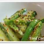 Nepali Cucumber Salad