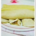 Sri Lankan Pancakes (Coconut Stuffed Pancakes)