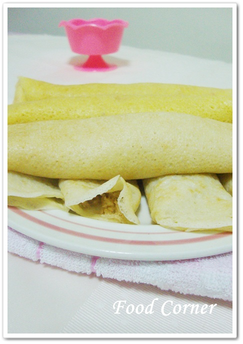 Sri lankan pancakes coconut stuffed pancakes food corner sri lankan pancakes ccuart Image collections