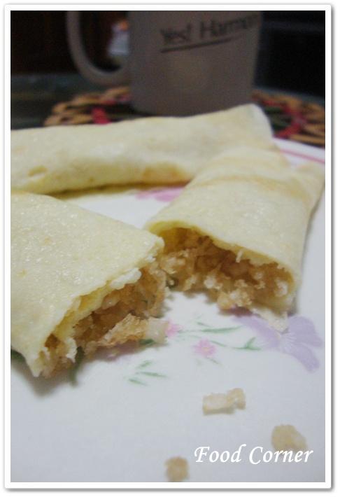 Sri Lankan Pancakes
