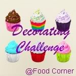 Decorating Challenge # 4-week 2