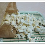 Easy Microwave Recipe – Popcorn in 2 minutes