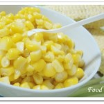Cup Corn with Butter