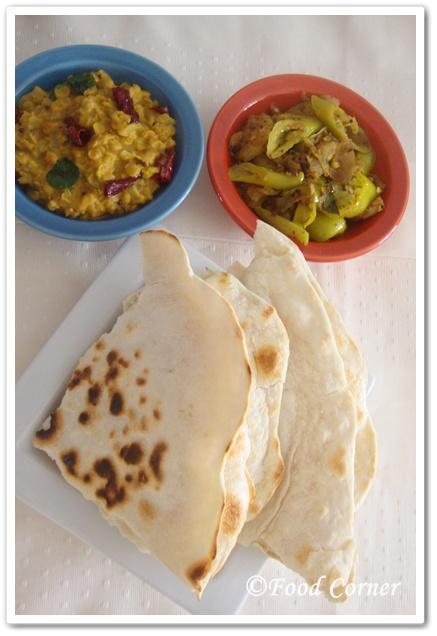 Indian roti recipe with all purpose flour indian flat bread food indian roti recipe with all purpose flour indian flat bread forumfinder Image collections