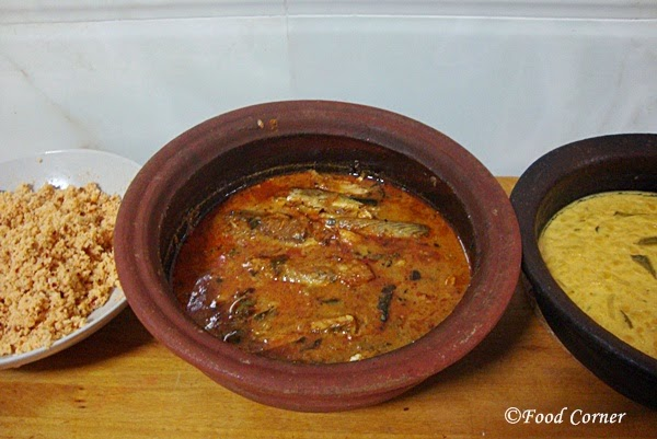 Sri Lankan Sardine Curry