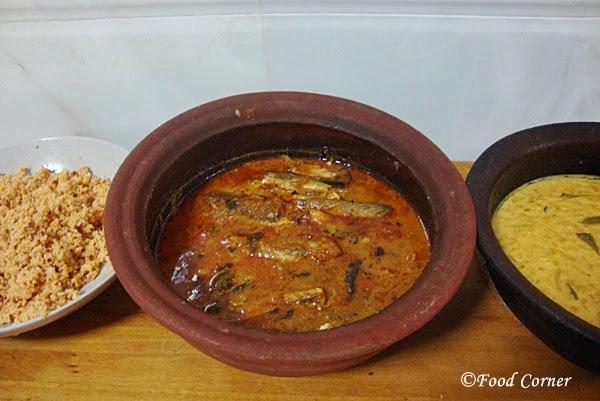 Sri Lankan Sardine Curry