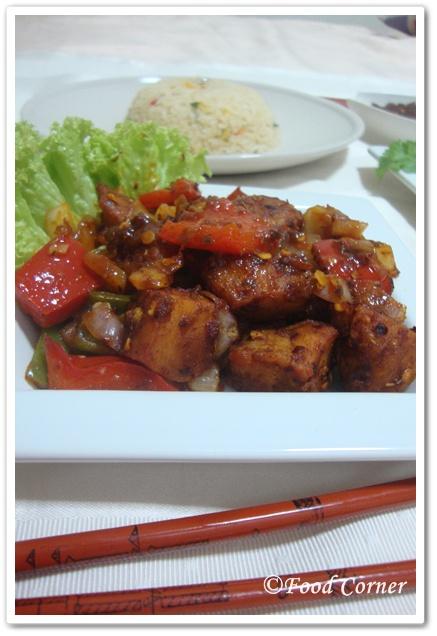Sri Lankan Chinese Recipes