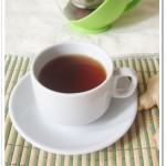 Sri Lankan Ginger Tea Recipe with Ceylon Tea