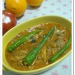 Sri Lankan Canned Mackerel Curry (Tinned Fish Curry)