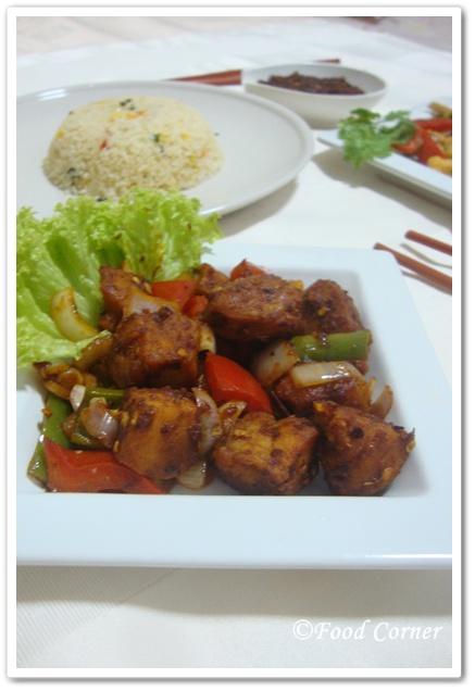 Sri Lankan Devilled Chicken Recipe