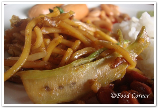 Food Hunting in Malacca-Food at Emperor hotel