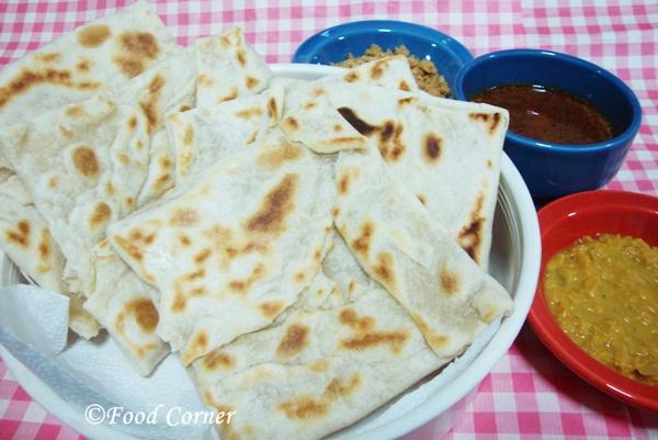 Malaysian Roti Canai