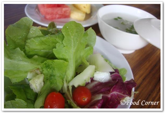 Malacca-Food at Emperor hotel