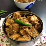 Polos Curry (Sri Lankan Baby Jackfruit Curry)