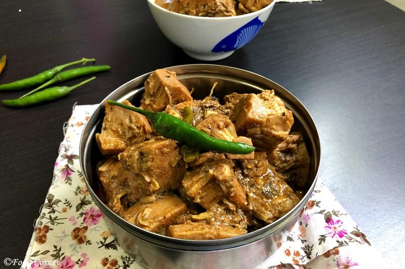 Sri Lankan Polos Curry