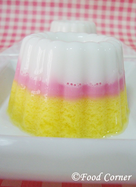 Agar Agar With Coconut Milk