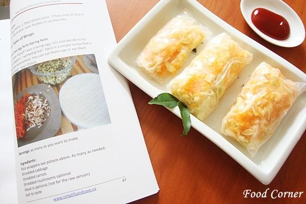 Cookbook Review Blog