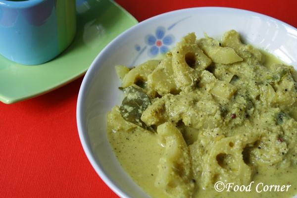 Nelum Ala curry