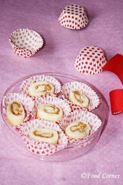 Peanut Butter Pinwheels