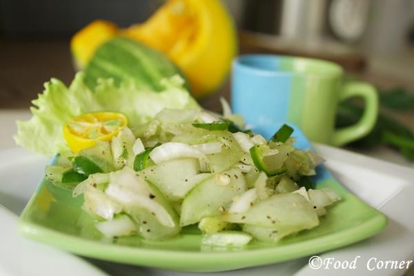 Pipingnga Cucumber Salad Sri Lanka