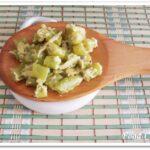 Sri Lankan Bonchi Mallung or Kerala Green Bean Thoran?